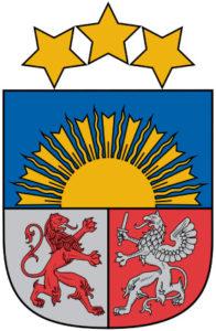 Герб латвии фото
