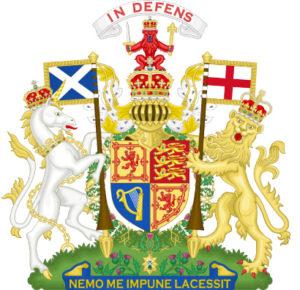 Герб великобритании фото