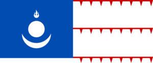Монгольский флаг