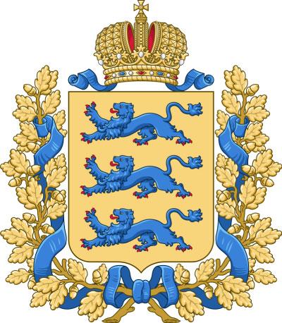 Герб эстонии
