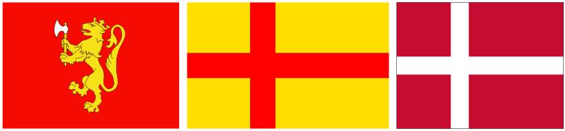 Как выглядит флаг норвегии